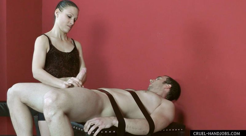 Forceful cuming – Cruel Handjobs – Lady Ann