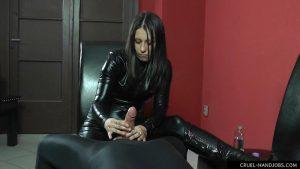 Hello sexy – Cruel Handjobs – Mistress Sophie