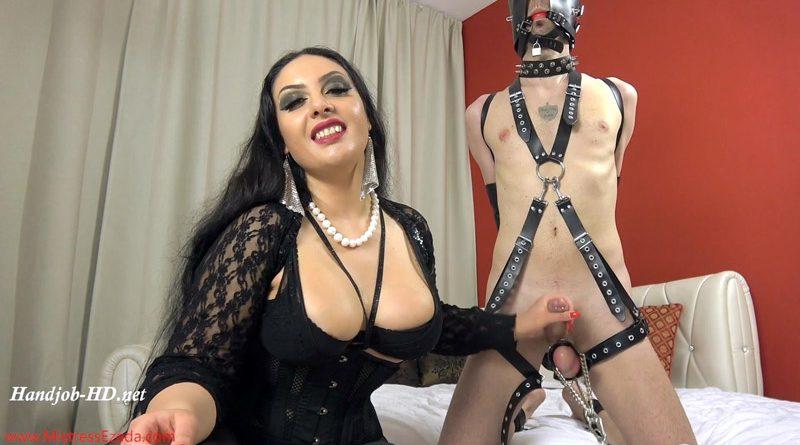 Ruined by the balls – Mistress Ezada Sinn