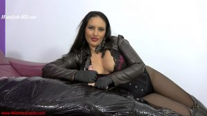 Sensory deprivation ruined orgasms – Mistress Ezada Sinn