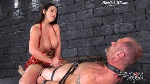 Cock Cum Guzzler – Femdom Empire – Angela White