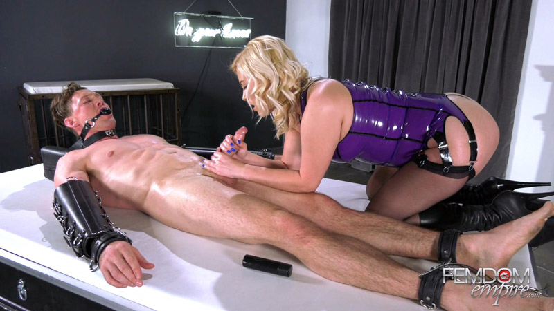 Dick Draining – Femdom Empire – Summer Day