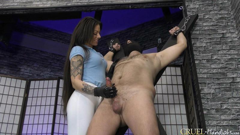 Femdom handjobs 1 – Cruel Handjobs – Mistress Cleo