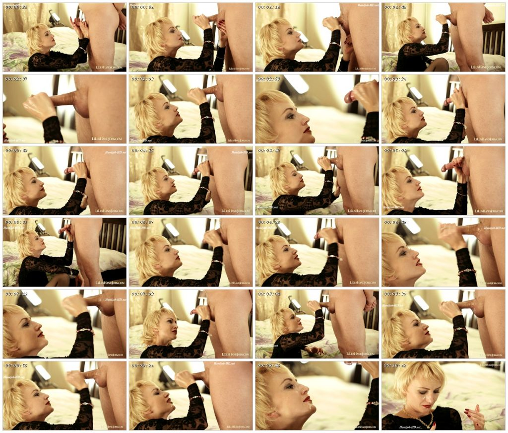 LiLusHandJob at Hotel with Facial – I JERK OFF 100 Strangers hommme HJ – Lilu_scrlist