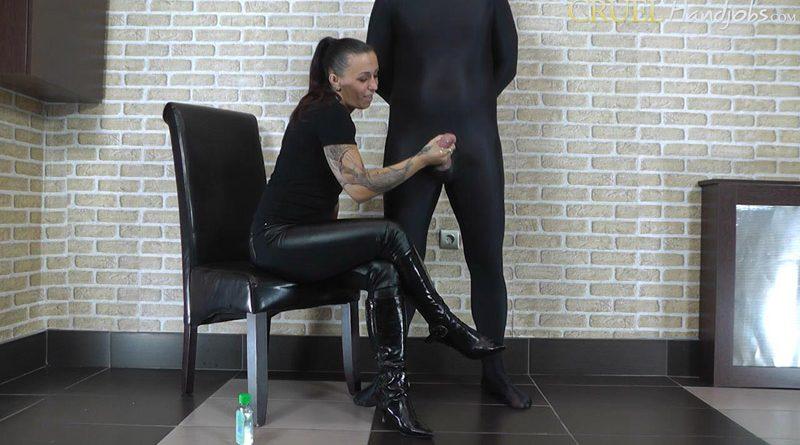 Lustful handjob – Cruel Handjobs – Mistress Sophie