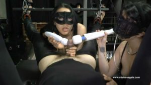 Mistress Gaia – Bonded, Teased And Denied