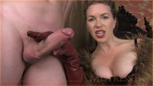 Pre-Cum Eating Instruction – Mistress – T – Fetish Fuckery