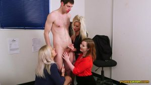Sexual Misconduct – Pure CFNM – Caitlyn Smith, Michelle Thorne, Sophie Anderson