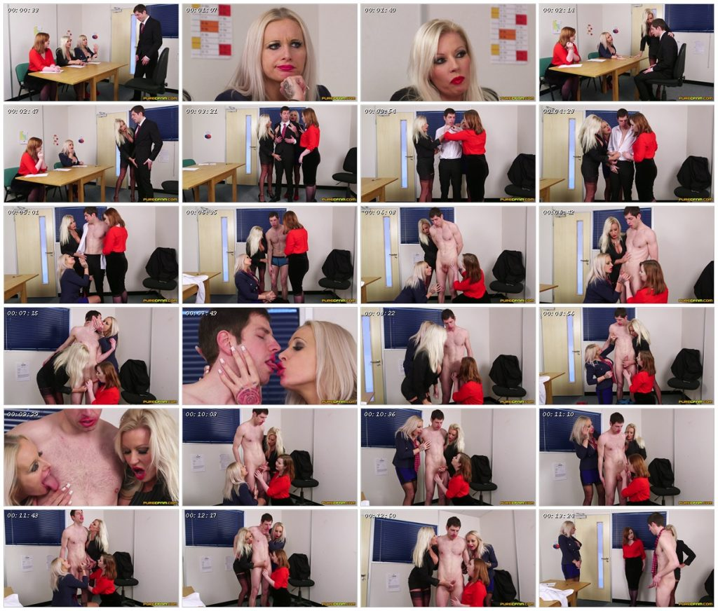 Sexual Misconduct – Pure CFNM – Caitlyn Smith, Michelle Thorne, Sophie Anderson_scrlist