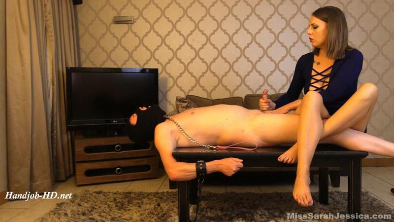 10 seconds to cum – Mistress Sarah Jessica