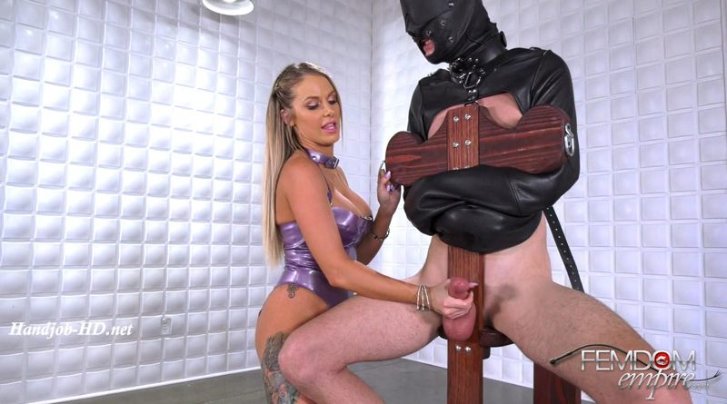 A Gimp's Reward – Femdom Empire – Jenna Jones