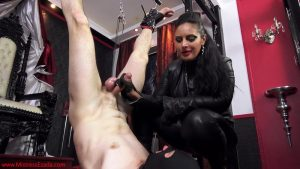 Bound, teased and denied – Mistress Ezada Sinn