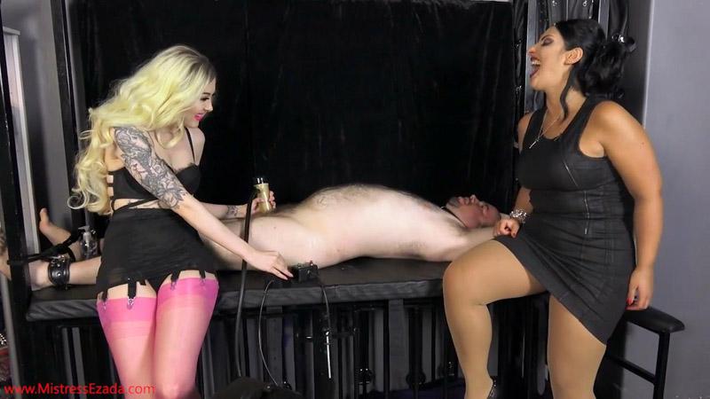 Cumming is not a choice in Our hands - Mistress Ezada Sinn