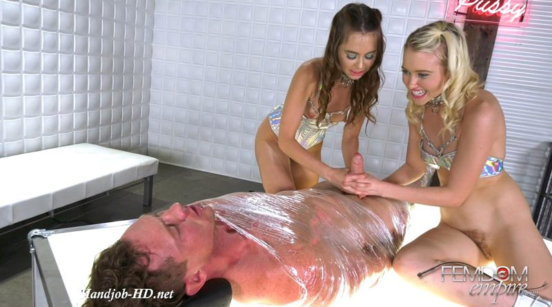 Experimental Edging Party – Femdom Empire – Riley Reid, Chloe Cherry