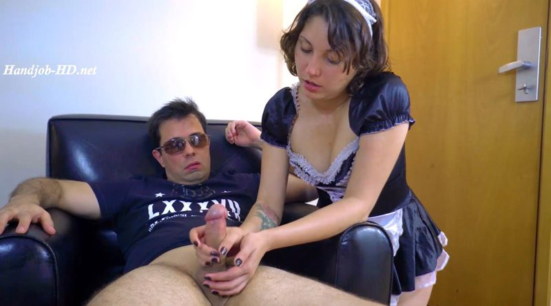 Handjob Maid Lola – The Maid Who Does All What The Boss Sends – Paradise Handjobs – Blowjobs