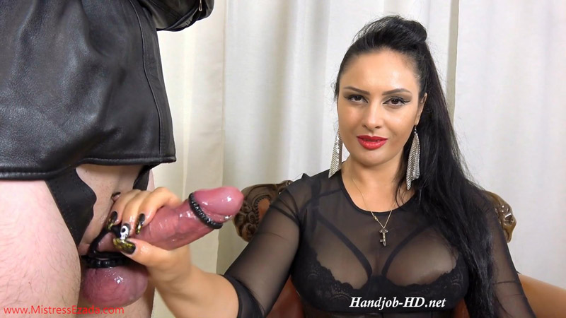 Edging Orgasm Control Handjob