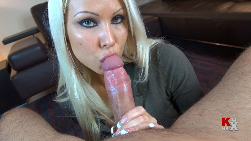 K cockhead sucking (PART A) – K KLIXEN PRODUCTIONS – Daniela