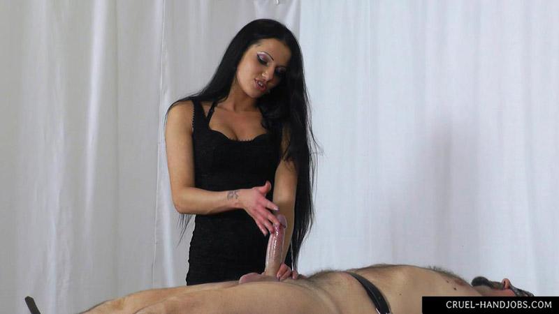 cruel handjobs cruel mistresses mistress anette addiction handjob fetish