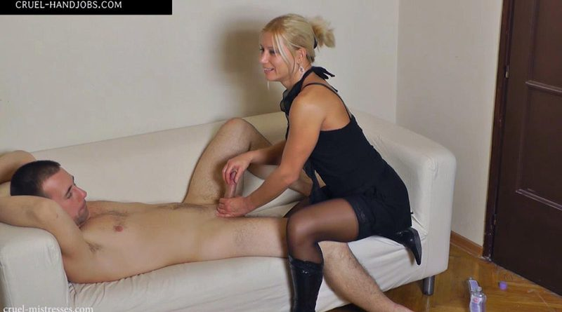 Playing – Cruel Handjobs – Mistress Zita