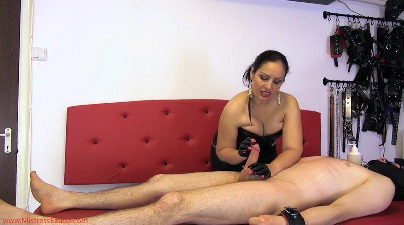The sharp tips of pain and arousal – Mistress Ezada Sinn