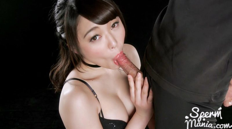Yui Kawagoe's Cum Filled Mouth Group Blowjob – Sperm Mania