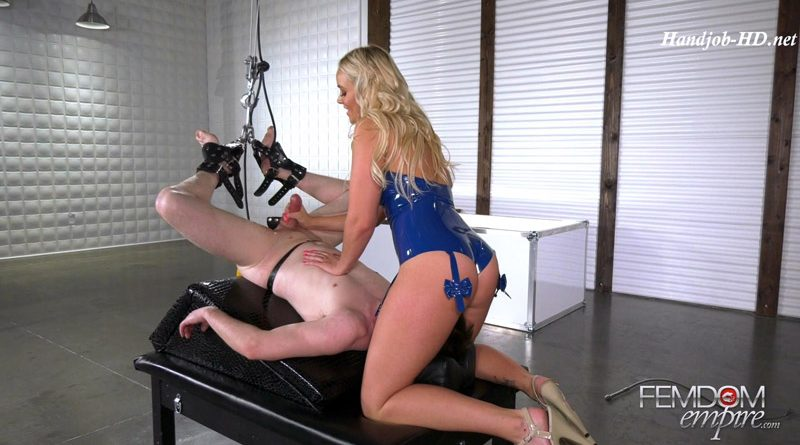 All Boys Swallow – Femdom Empire – Alexis Monroe
