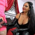 Aroused tiny dicks don't get to cum – Mistress Ezada Sinn