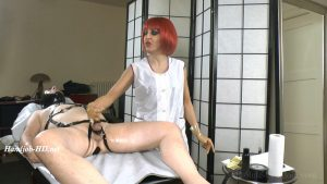 Buttplugged, Gagged And Milked – Absolute Femdom