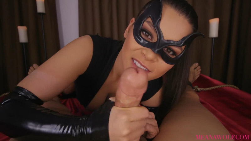 Give It To Me Batman – Meana Wolf