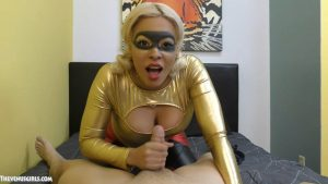 Help I Married A Super Villainess & I Think She Is Going To Kiiilll Me!!! – Sultry Super Villainess Luna Star – Women on Top – of men