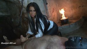 Lady Ashley Bulgari – Handjob 3.0 – FemdomBeauties