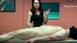 Meanjobs 195 Smoking & Cock Sucking!! – Forced Handjobs & Ruined Orgasms