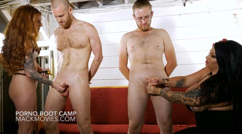 Porno Boot Camp Auditions Brothers – Mack Movies