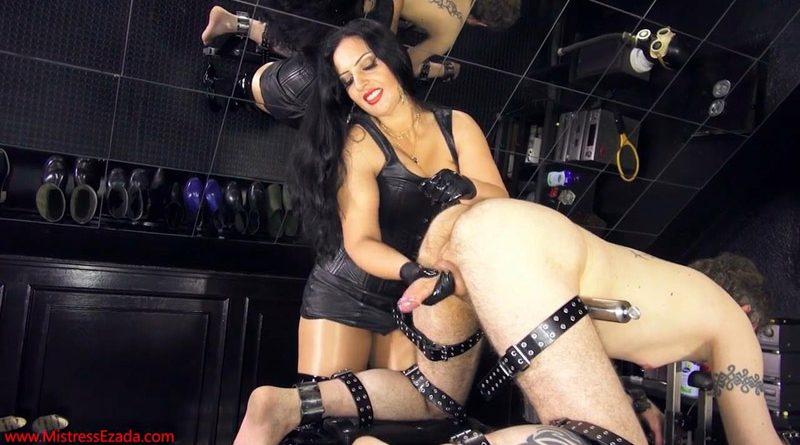 Sissy whore sucking training – Mistress Ezada Sinn