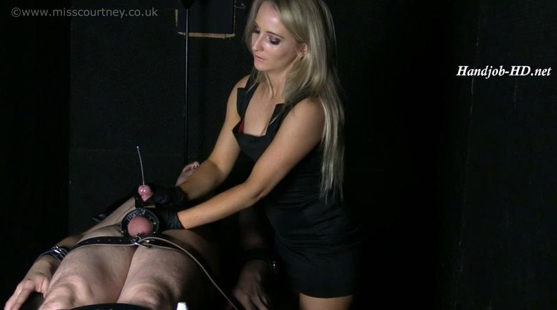 Urethral Sounding and Ass Sniffing – Mistress Courtneys Fetish Lair