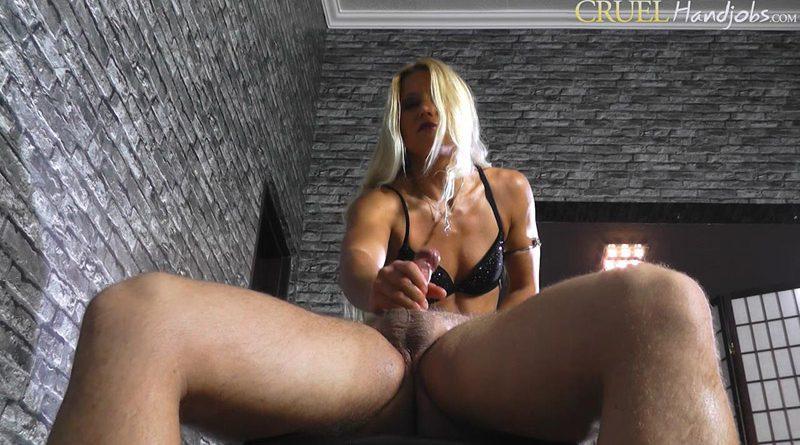 Zita's sexy hands – Cruel Handjobs