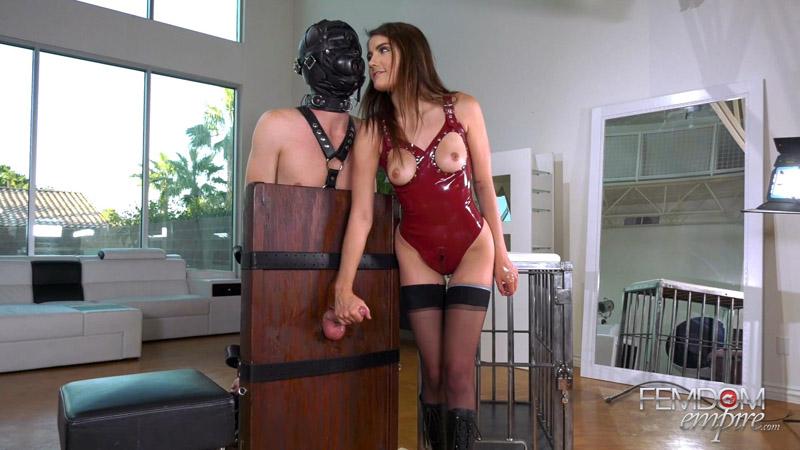 Enhanced Slave Orgasm - Femdom Empire - Adria Rae