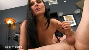 Forced bi cuckold training – Obey Melanie