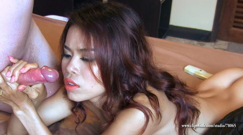 Foreskin And Precum Play – Asian Girl Katsumi