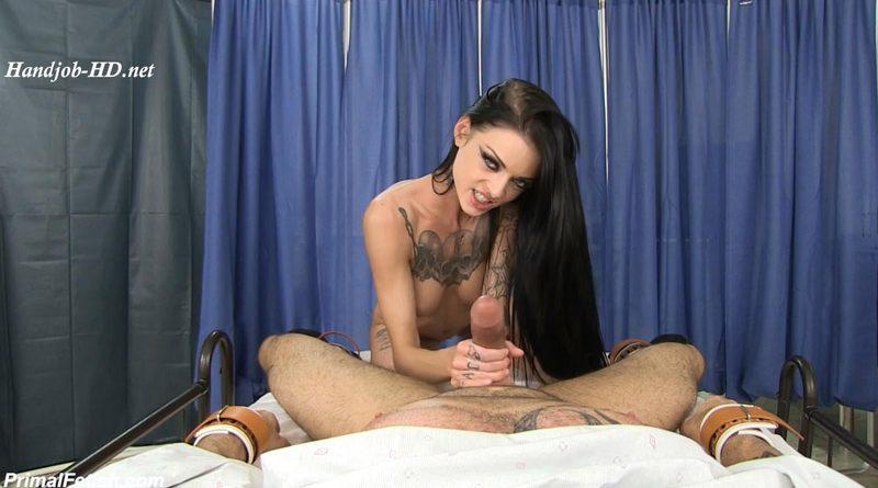 Kimber Veils – Nurse long Edging Orgasm Control – Primal's HANDJOBS