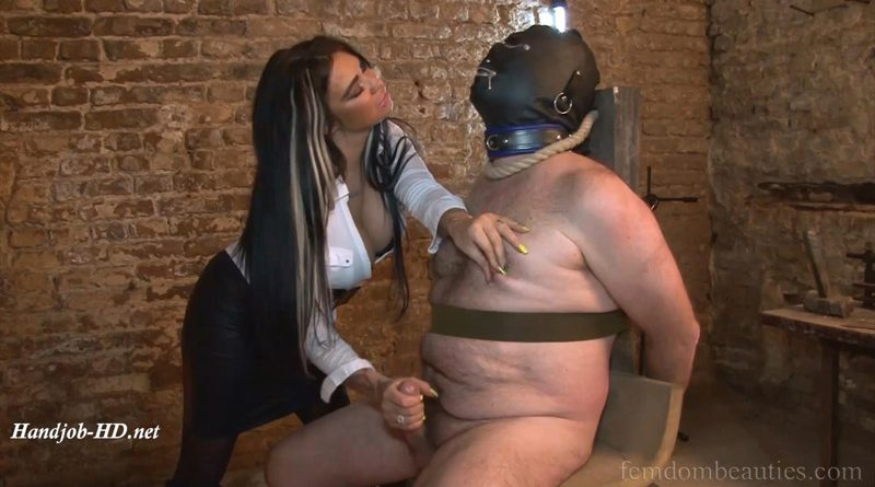 Lady Ashley Bulgari – Ruined Orgasm – FemdomBeauties