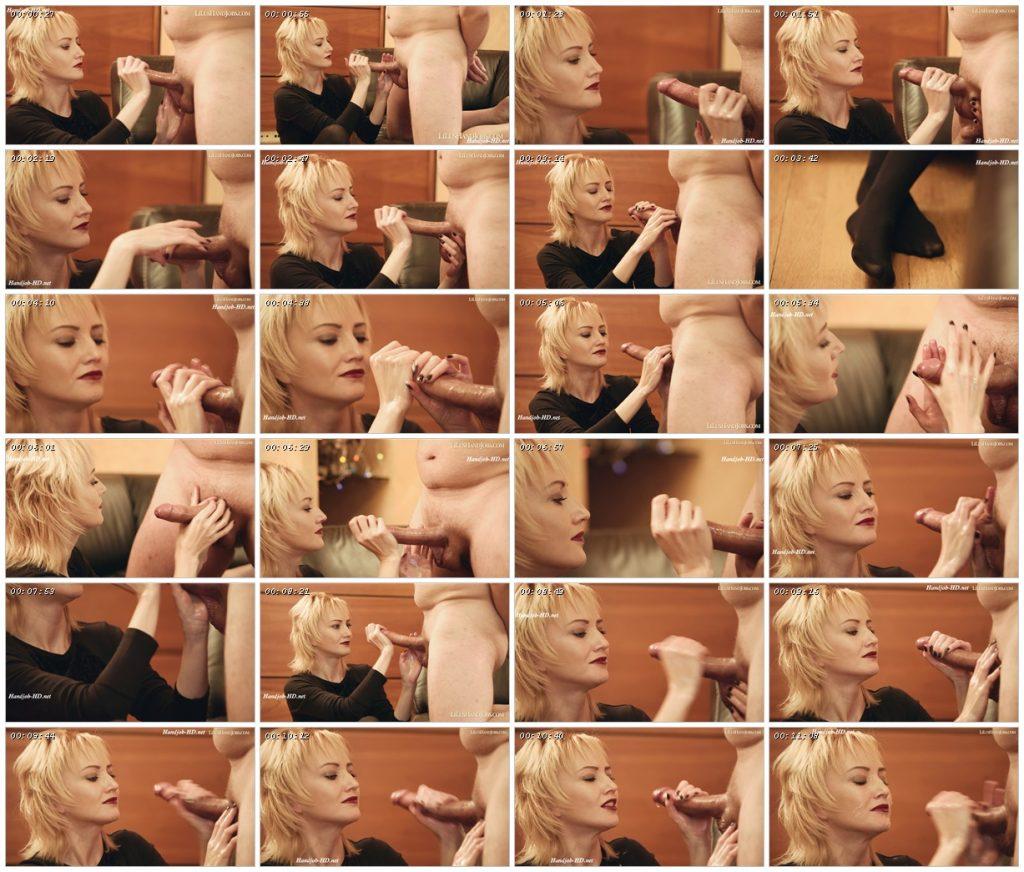 LiLus New Facial HandJob - I JERK OFF 100 Strangers hommme HJ - Lilu_scrlist
