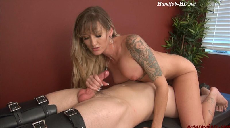Tease Taunt And Jerk – Orgasm Abuse – Reagan Lush