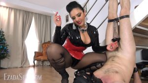 Too flaccid to amuse Me – Mistress Ezada Sinn