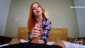 Babysitter Milks Your Cock – Lady Fyre Femdom