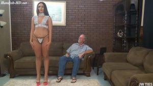 Strokem Suckem Sexbot 7 – First Time Handjobs – Kiki Klout