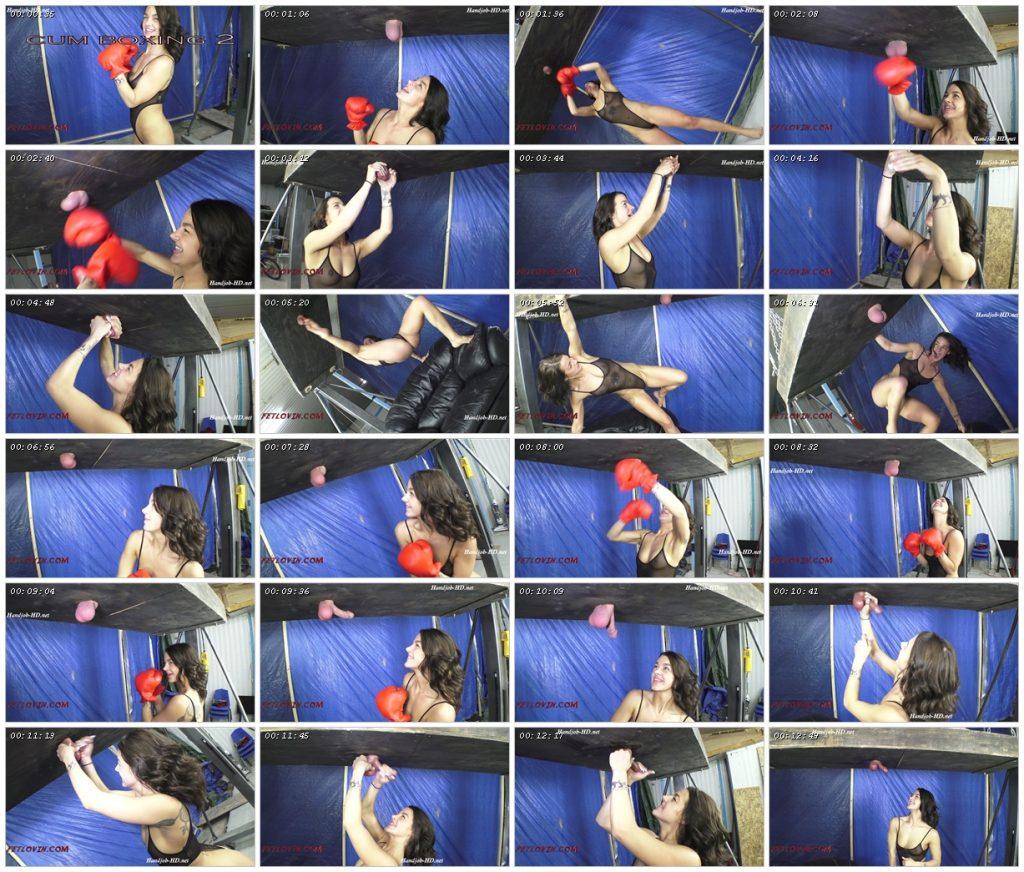 Cum Boxing 2 – Ballbustin' & Foot Lovin' – Veronica Marseille_scrlist