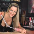 Extreme urethral stretching & depth training – Mistress Nikki Whiplash