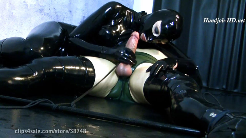 Heavy Rubber Coercion 4 - My Slave HD Femdom Videos