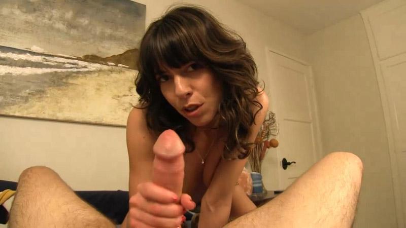 I want to make you cum Step Daddy – Taboo POV – Christie Nelson